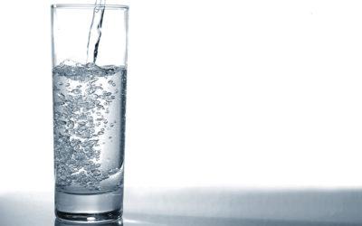 Il giusto peso dell'acqua