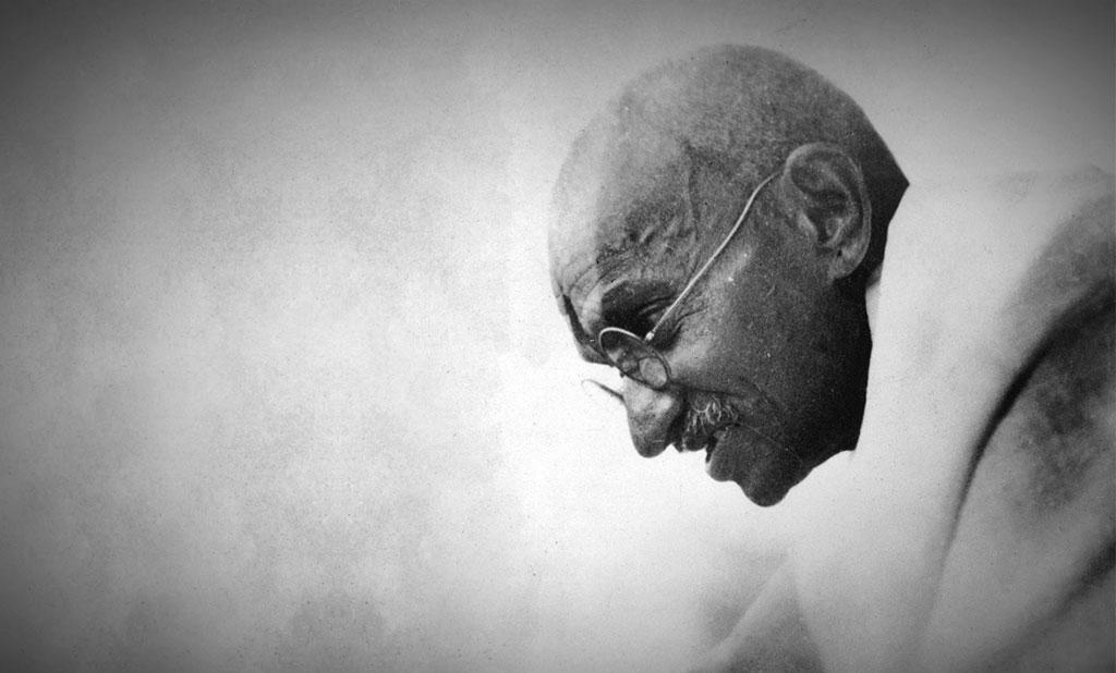 Gandhi, la grande anima