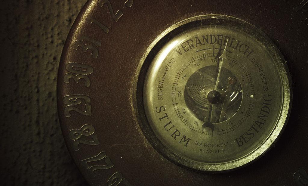 La storia del barometro e il pensiero laterale