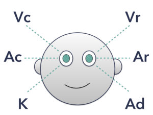 Schema Accessi Oculari