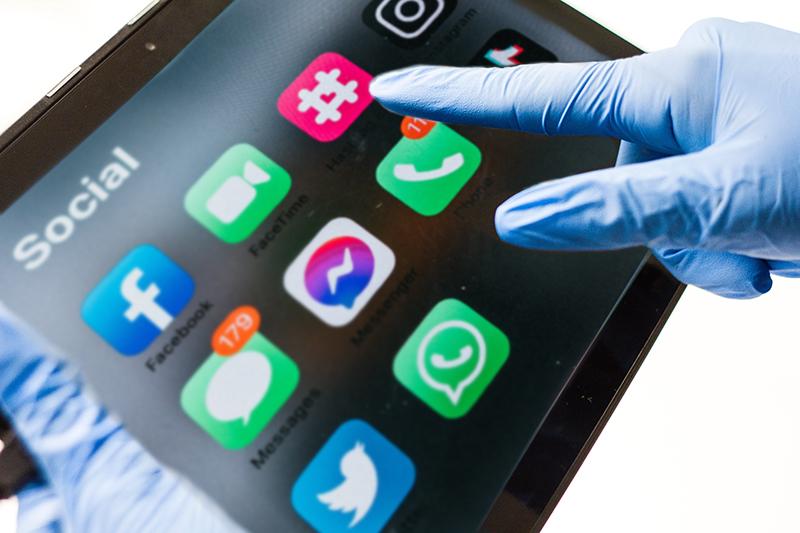 Dentisti e social network