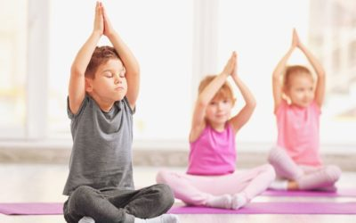 Lo yoga aiuta i bambini con ADHD a concentrarsi
